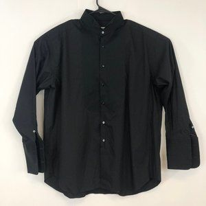 Giorgio Armani Wing Collar Tuxedo French Cuff